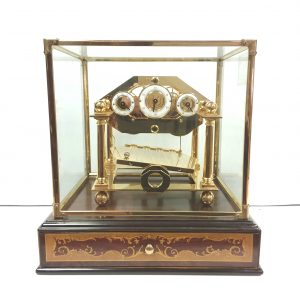 Victorian Style Congreve Clock