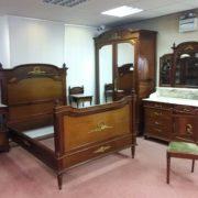AntiqueEdwardian Bedroom Suite