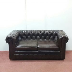 Antique style Chesterfield couch