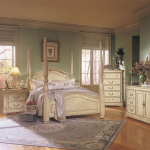 Antique Bed Furniture
