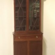 Antique Edwardian Bookcase