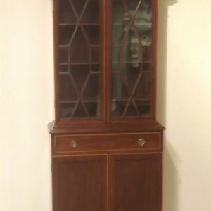 Antique Edwardian Bookcase