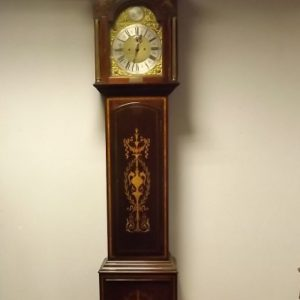 Antique Late Victorian Grandfather Clock
