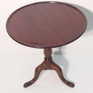 Antique Round Mahogany table