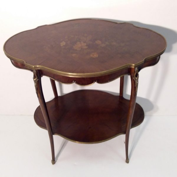 Antique Style Occasional Table