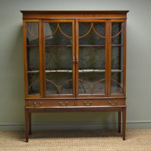 Antique Display Cabinets & Sideboards