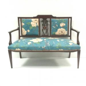 Antique Edwardian 2 Seater Couch