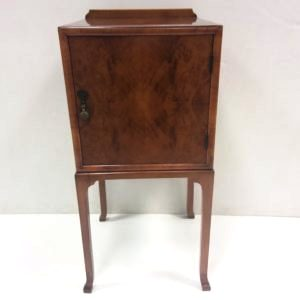 antique-edwardian-burr-walnut-night-stand