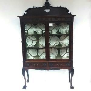 Antique_Edwardian_ Displa_ Cabinet