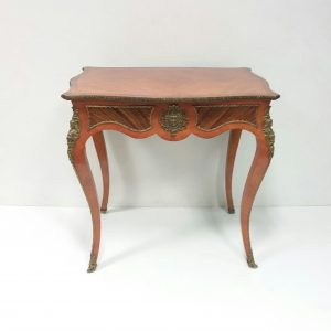 Antique Style French Ormolu Side Table