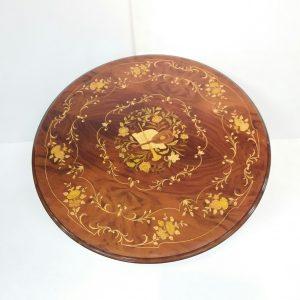 Antique Style Circular Table