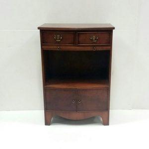 Antique Style Miniature Bookcase
