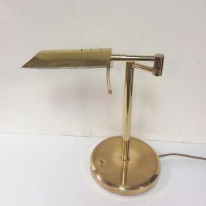 Hilton Brass Lamp