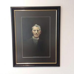 'Beckett' Oil on Canvas