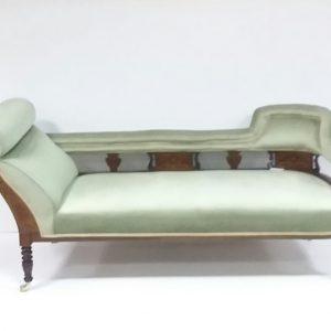 Antique Victorian Chaise Lounge