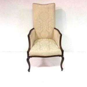 Antique Edwardian Armchair