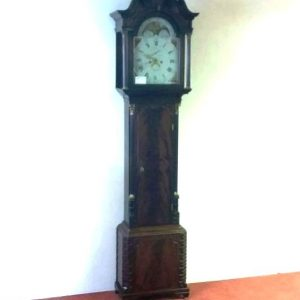 Antique Victorian Grandfather Clock