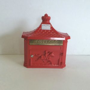 Aluminium Wall Post Box