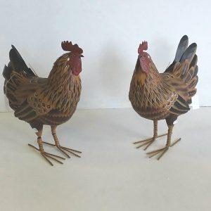 Decorative Garden Hen