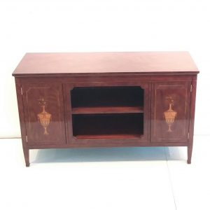 2 Door Inlaid Sideboard