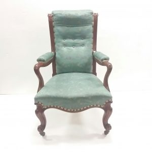 Antique Victorian Carver ArmChair