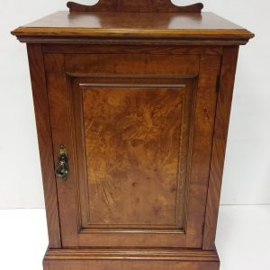 Antique Victorian Pollard Oak Large Locker