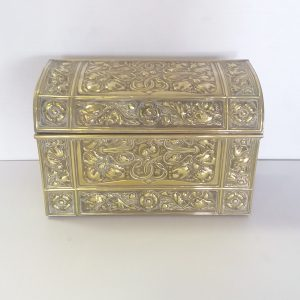 Antique_Victorian_Brass_Bound_Desk_Tidy