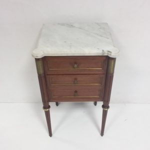 Antique Edwardian 3 Drawer Cabinet