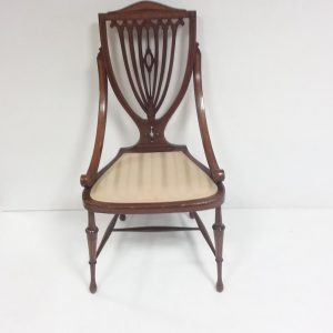 Antique Edwardian Single Chair