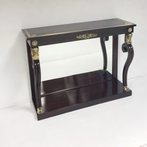 Antique Regency Console Table