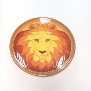 Sally Tuffin Lion Charger