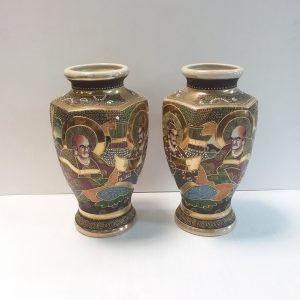 Pair of Japenese Vases