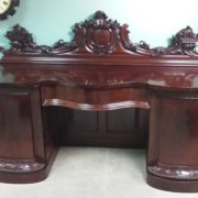 Antique_Early_Victorian_Plum_Mahogany_Serpentine_Twin_Pedestal_Sideboard
