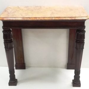 Antique_William IV_Period_Rosewood_Console_Table
