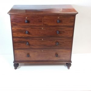 Antique_William_IV_Chest_of_Drawers