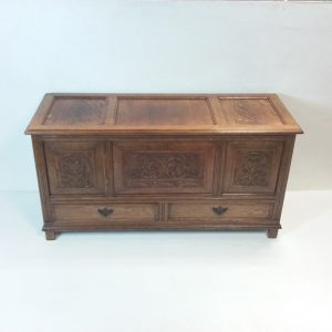 Antique_Edwardian_Style_Blanket_Box