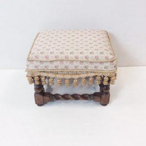 Antique_Style_Oak_Footstool