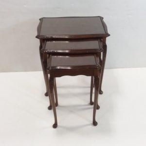 Mahogany_Nest_of_3_Tables