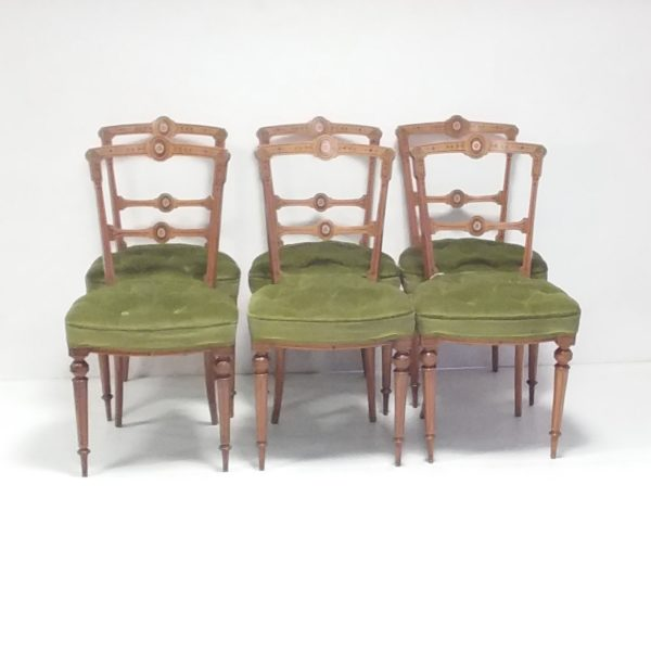 Victorian Dining Room Chairs – Reilly Antiques