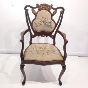 Antique_Edwardian_Carver_Chair