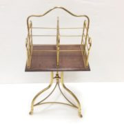 Antique_Edwardian_Revolving_Book_Stand