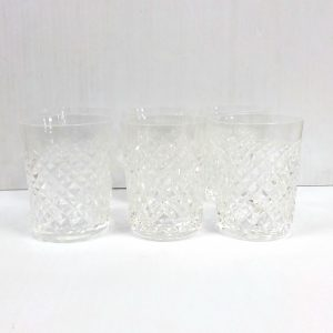 Set of 6 Waterford Crystal Tumblers