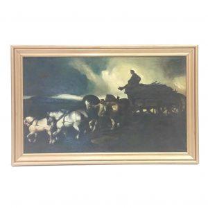Antique_Gilt_Framed_Oil_On_Canvas