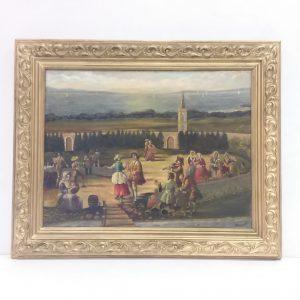 Antique_Victorian_Oil_on_Canvas