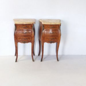 Antique- Style- French-nightstands