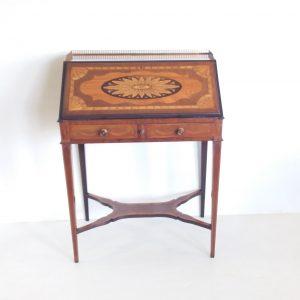 Antique- Writing- Bureau