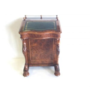 Antique- Victorian- Davenport