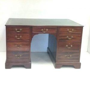 Antique- Partners-Desk