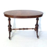 Antique victorian- stretcher- table