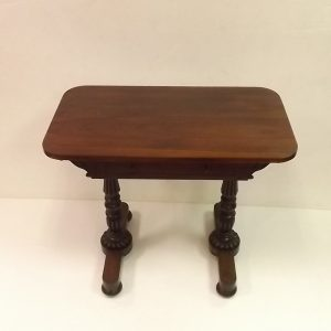 Antique William IV Rosewood Sidetable